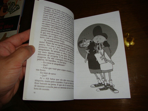 cuidado, garoto apaixonado, autor toni brandão