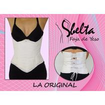 Faja De Yeso Cinturilla Sbelta La Original