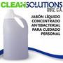 Jabon Liquido Concentrado Antibacterial P/ Manos Dispensador