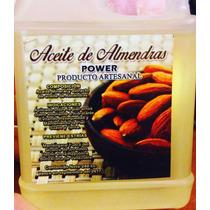 Aceite De Almendras, Coco Y Mandarina.