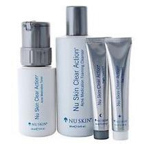 Clear Action Nu Skin 4 Productos(se Venden Por Separado)