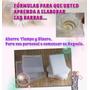 Formula Comercial Barra De Glicerina