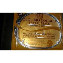 Mascarilla Antiedad Con Colágeno