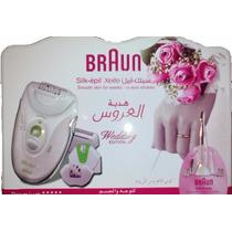 Depiladora Braun Silk Epil Edición Especial Gran Oferta