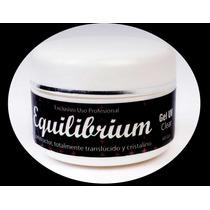 Gel Uv Equilibrium De Sublime Nails 60grs.(2oz) Clear