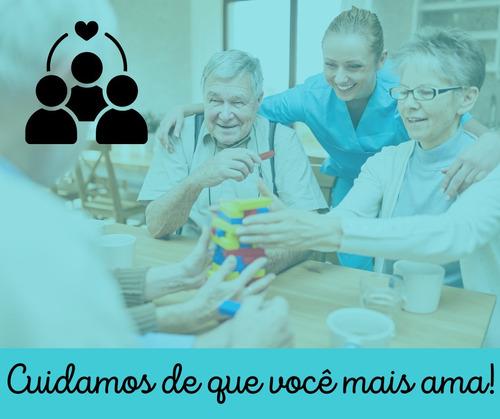 cuidador de idosos e crianças hospitalar e residências