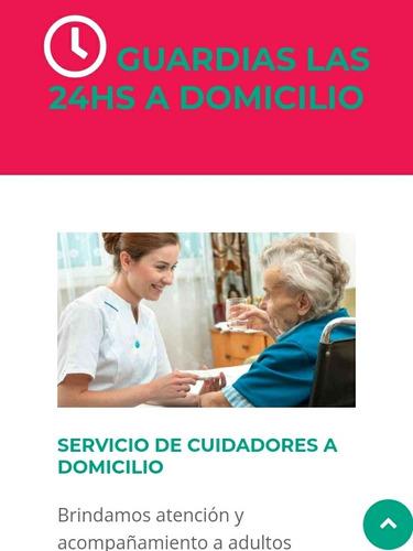 cuidadoras y enfermeras a domicilio