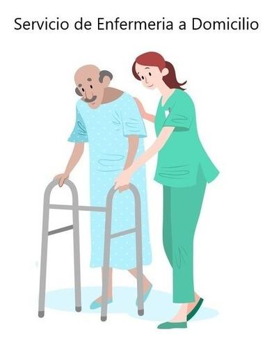 cuidados de enfermería a domicilio