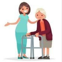 cuidados de enfermos y adultos mayores