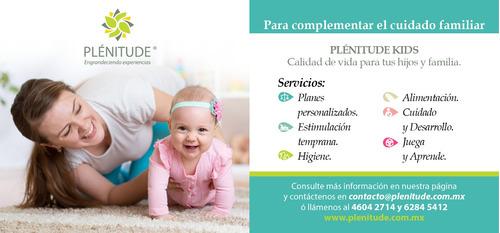 cuidados para personas mayores y niños