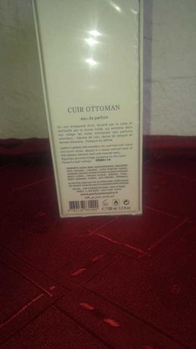 cuir ottoman - parfum d'empire 100ml edp