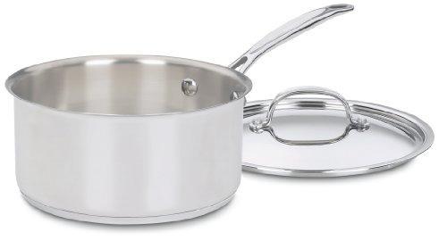 cuisinart 7193-20 olla clásica de 3 cuartos de acero inoxid