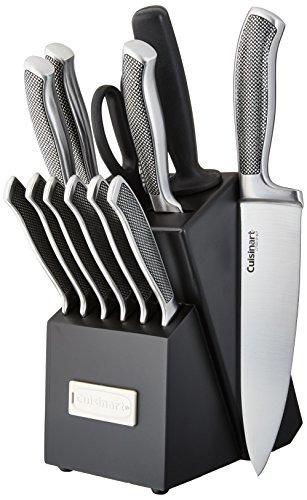 cuisinart c77ss-13p 13-pc conjunto de bloques graphix