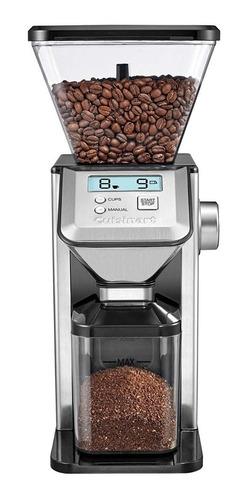 cuisinart cbm-20 molino de cafe automático digital 14 tazas