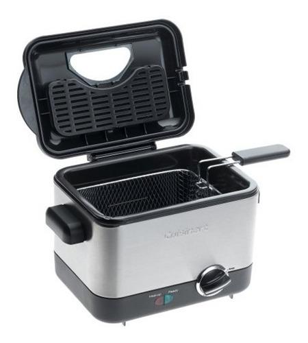 cuisinart cdf-100 1.1 litros freidora electrica compacta