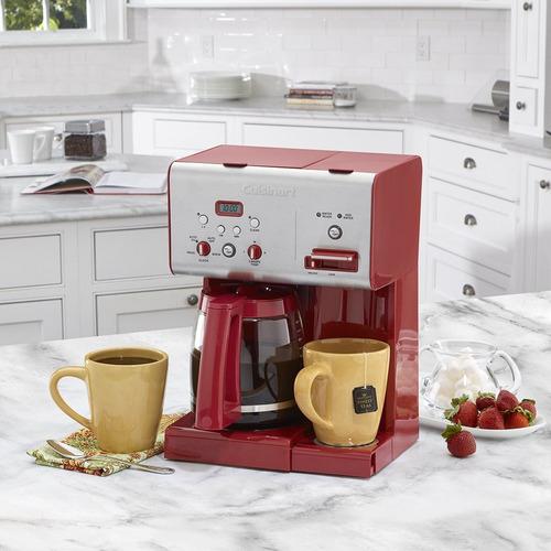 cuisinart chw-12r 12-cup cafetera programable más sistema