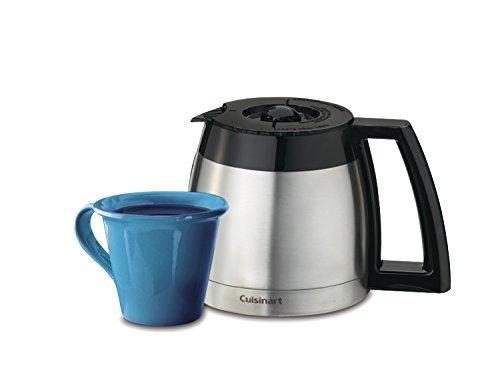 cuisinart dgb650bc cafetera electrica + molino de cafe 10 tz