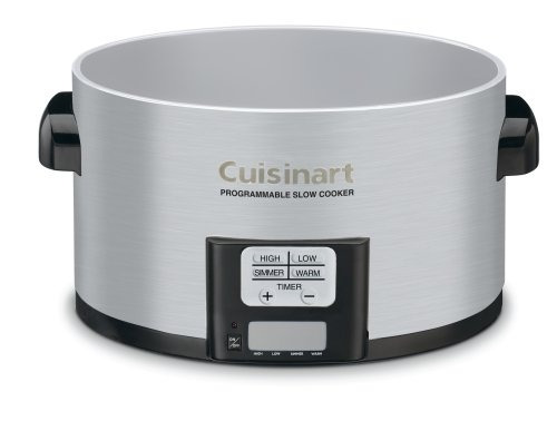 cuisinart psc-350 olla cocina lenta programable 3.3 litros
