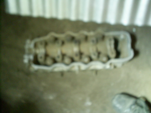 culata mazda 323 con cadena