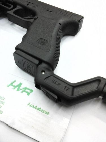 culatin+grip fab defense p/ glock 17 o 22 gen3 l.tribunales!