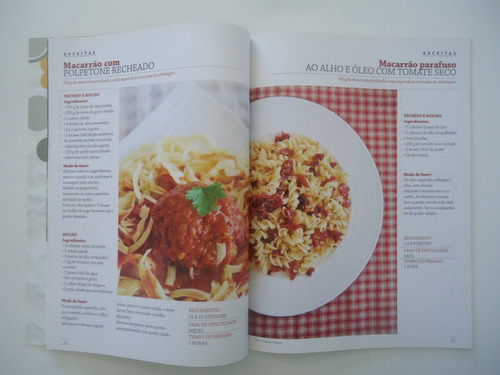 culinária italiana #01 da coleção delícias e sabores