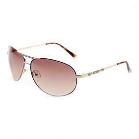 ec054ce2f Oculos Guess Rosa Aviador Gu 7151 Ro 67f Novo Original - Óculos no ...