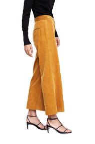 Mostaza Mujer Pantalones PantalonesJeans Y Chaqueta UMVpzS