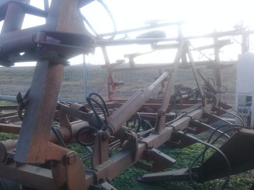 cultivador de 7mt con alas hidraulicas  tpea