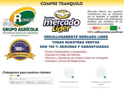 cultivadora enresortada 9 timones marca kelly nueva