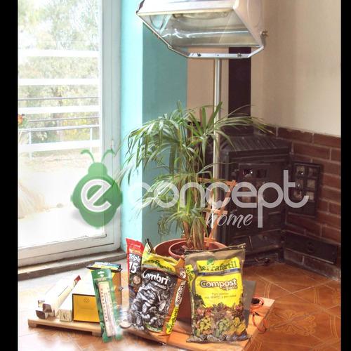 cultivo indoor 400w sodio+ mercurio+ proyector+ fertilizante