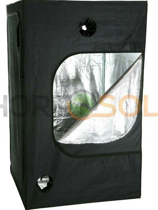 Estufa Cultivo Indoor Hortosol 100x100x200 Grow Tent