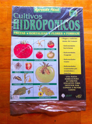 cultivos hidropónicos-   fasciculo nº 14