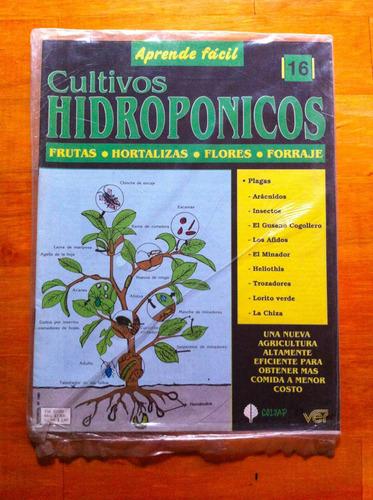 cultivos hidropónicos-   fasciculo nº 16