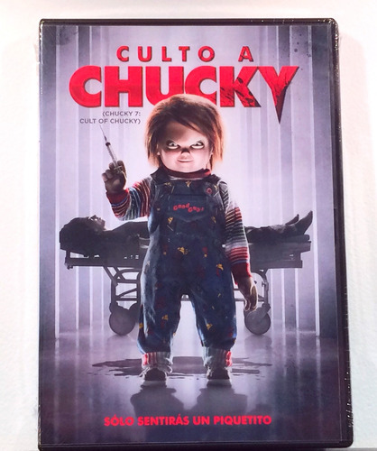 culto a chucky (dvd) nuevo