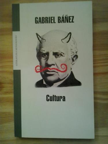 cultura gabriel báñez sudamericana