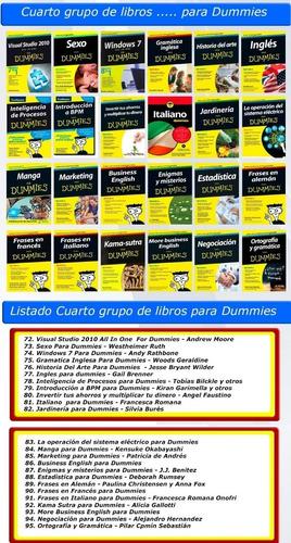 cultura general para dummies megacoleccion 150 libros
