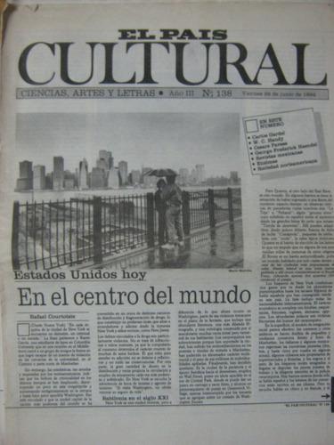 cultural 138 1992 eeuu hoy, en el centro del mundo