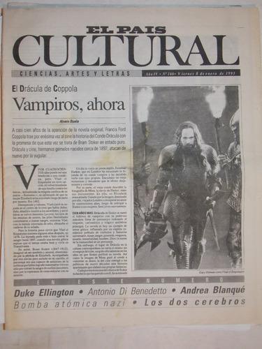 cultural 166, el drácula de coppola, 1993