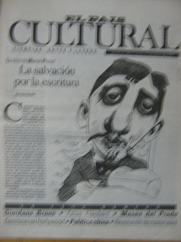 cultural 188, 1993, la obra de marcel proust