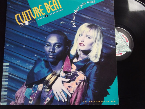 culture beat- tell me that you wait - 2 tracks
