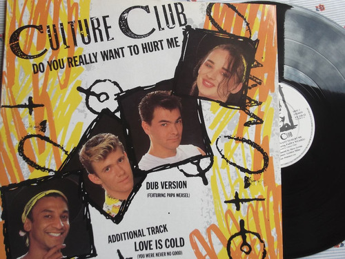 culture club- do you really want to hurt me - importado