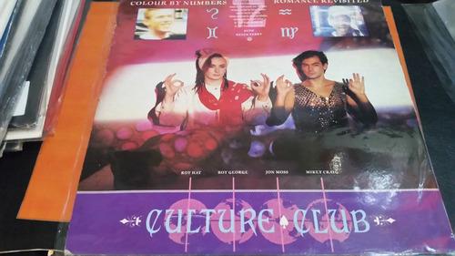 culture club victims vinilo maxi uk tremendo