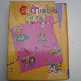 culturito, nuevas manualidades, ediproyectos, cultural de