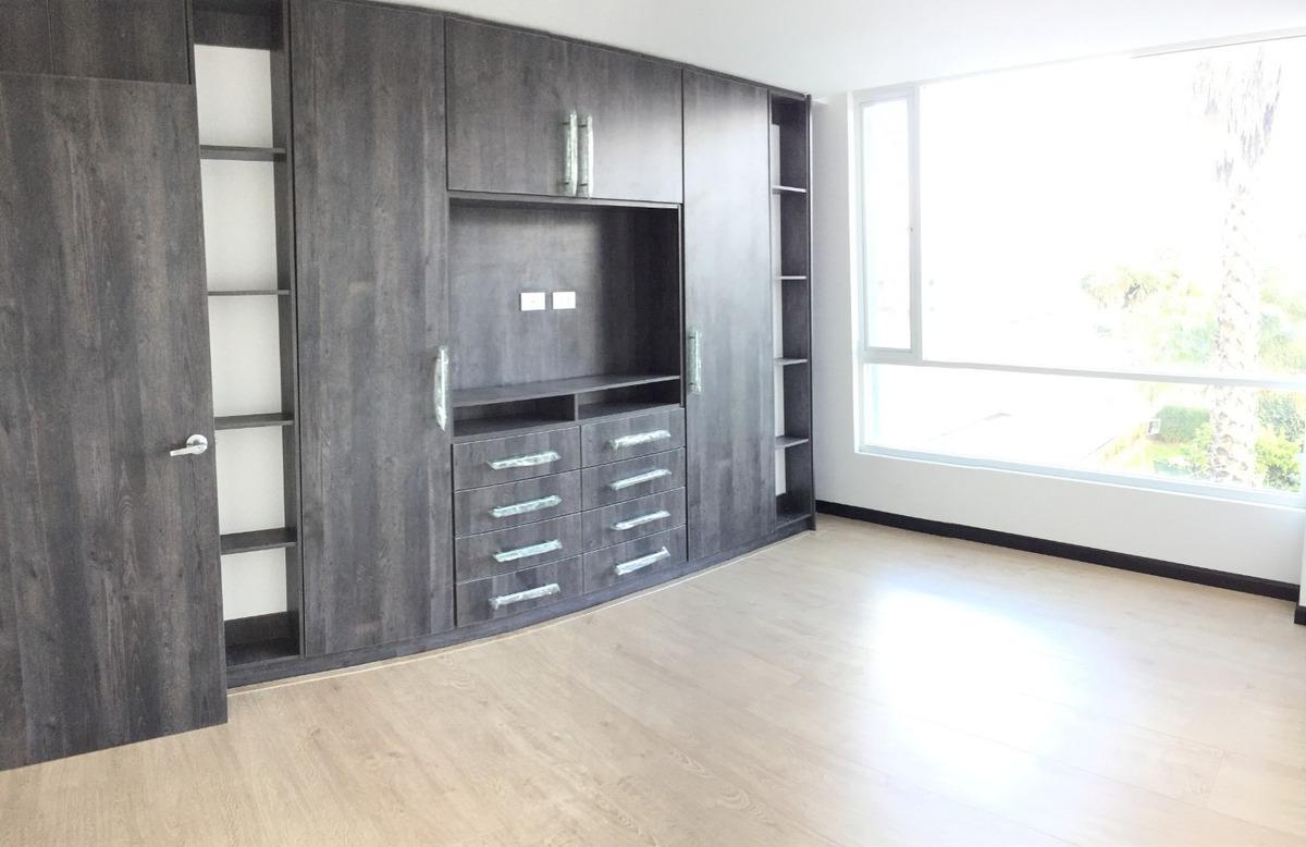 cumbayá - venta departamento 2 dormitorios cerca usfq