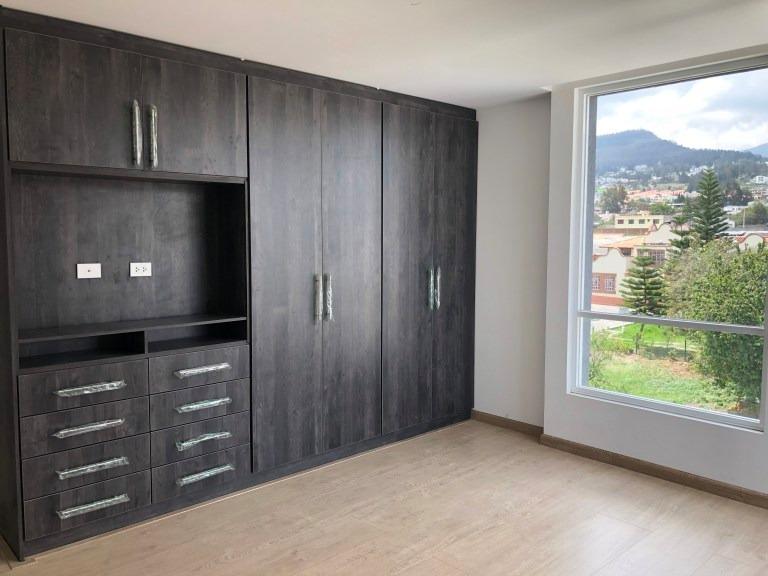 cumbayá - venta dptos 1y2 dormitorios