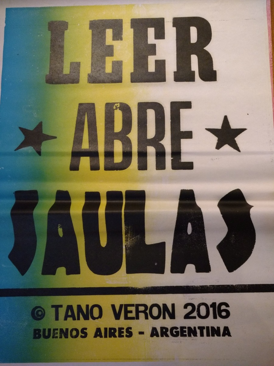 Cumbia Afiche Poster Frases Afiches Callejeros Con Marco - $ 750,00 ...