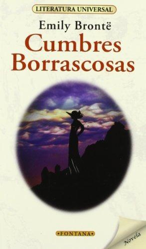 cumbres borrascosas; emily brontë