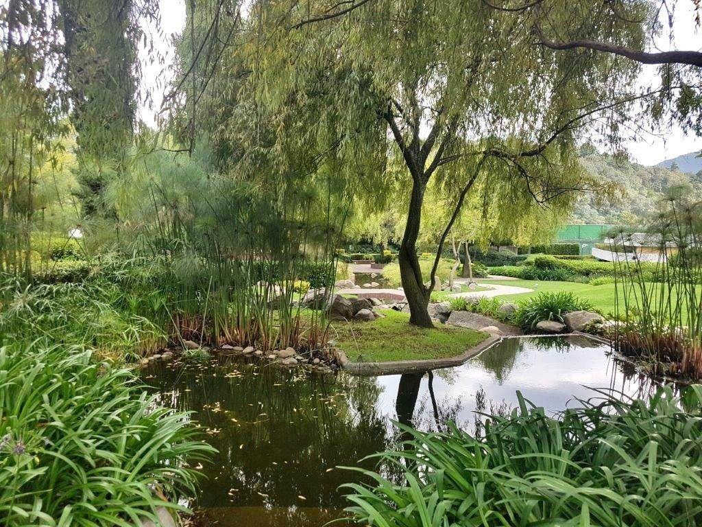 cumbres de santa fe. parque reforma