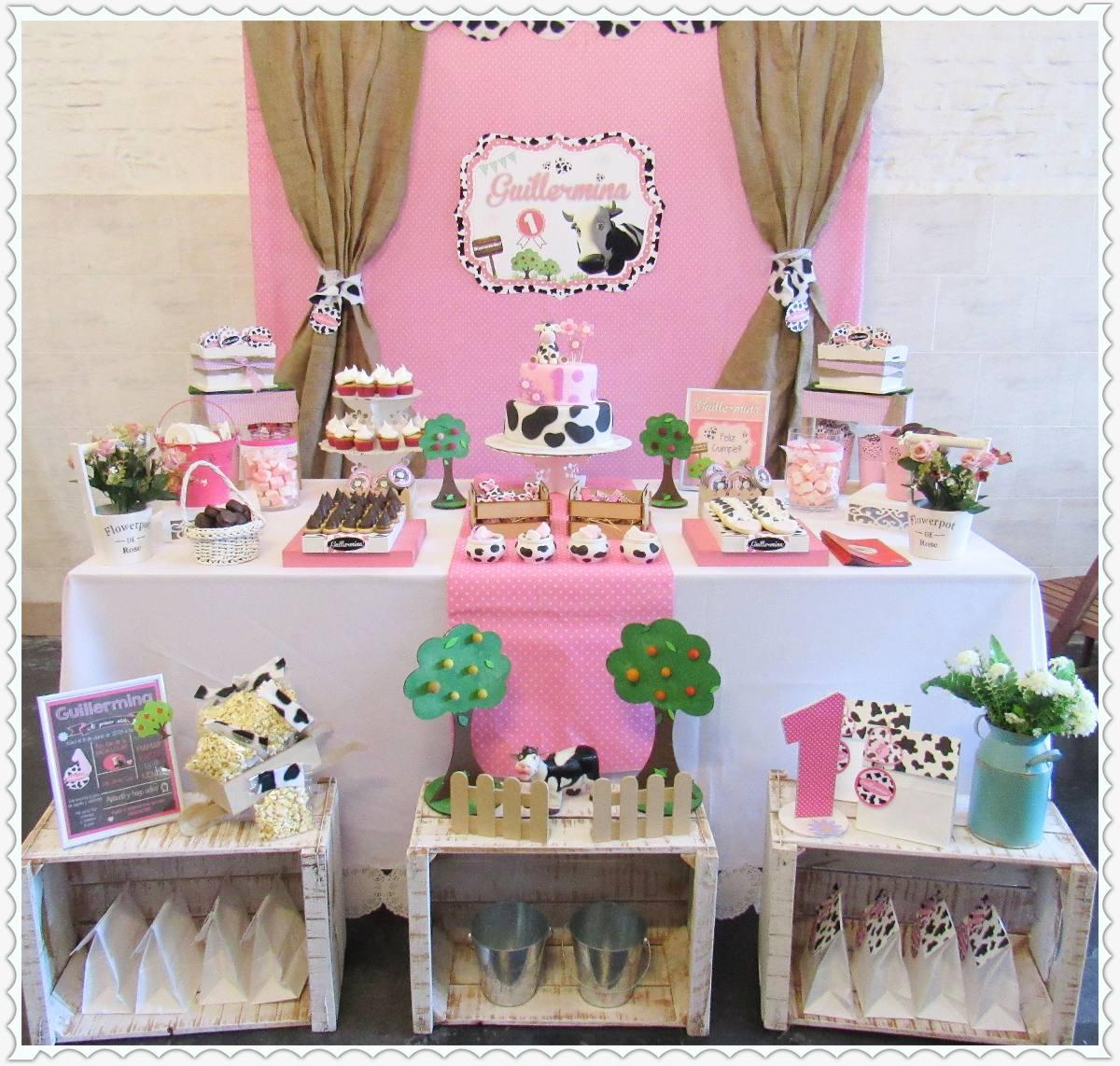 Cumplea os infantiles cumplea os tem ticos y mesas for Mesas de dulces infantiles