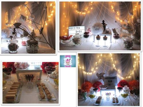 cumpleaños mesa dulce 15 baby shower bodas niño